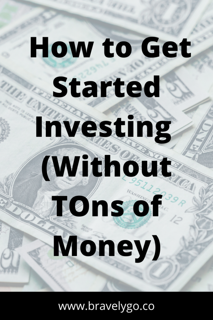 text with how start investing