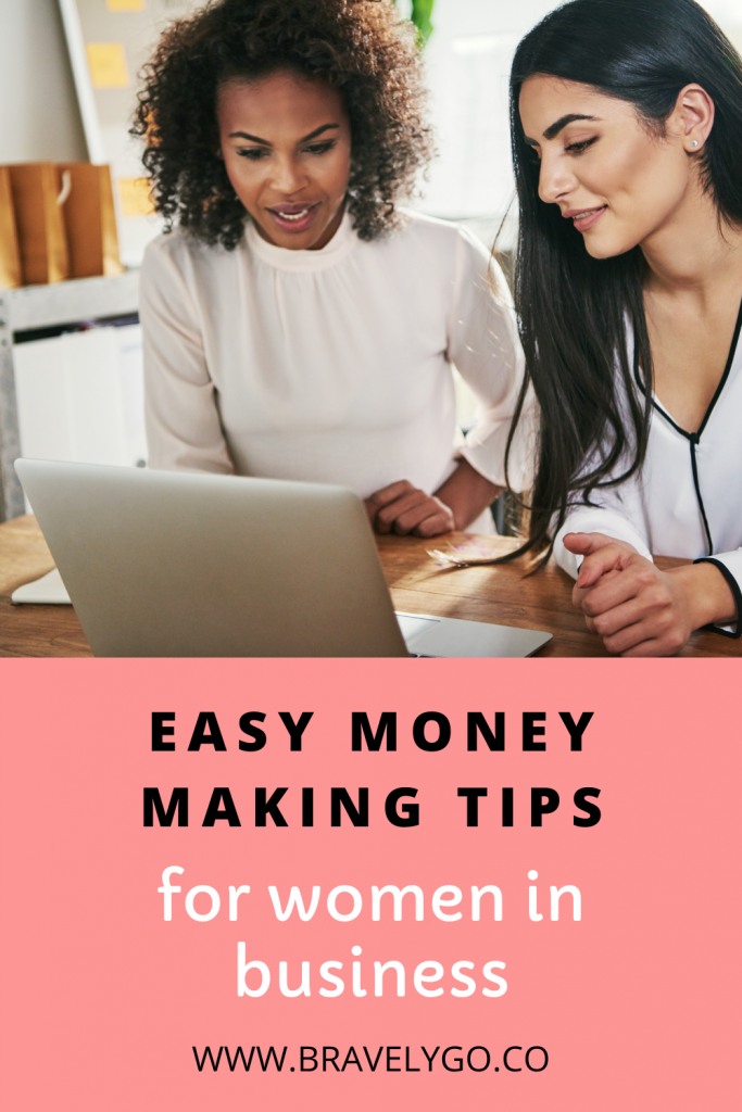 business lesson for women