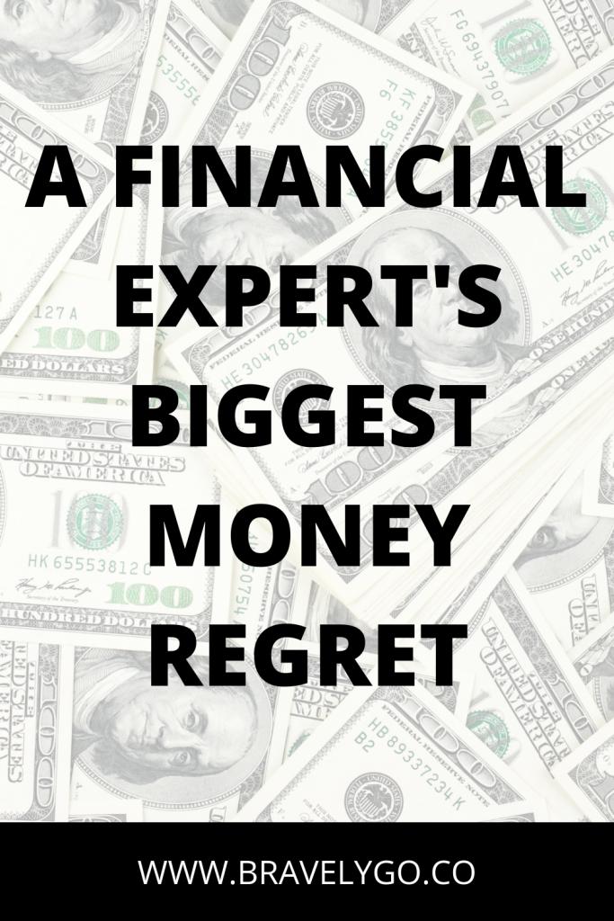 financial regret