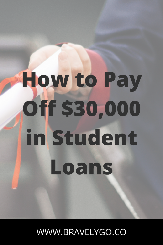 pay off student loans faster